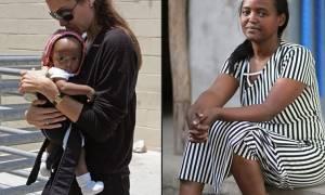 Η βιολογική μητέρα της Zahara εκλιπαρεί την Jolie: «Άσε με να μιλήσω στην κόρη μου»