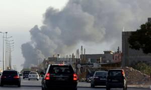 Λιβύη: 80 τζιχαντιστές νεκροί από βομβαρδισμούς στρατοπέδων του ΙΚ νότια της Σύρτης