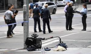 Αυστραλία: Βίντεο ντοκουμέντο με το αυτοκίνητο που έπεσε πάνω σε πεζούς στη Μελβούρνη