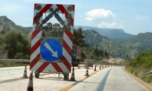 Προσοχή! Κλειστή η Εθνική Οδός Κορίνθου - Πατρών - Δείτε σε ποιο σημείο και για πόσο καιρό