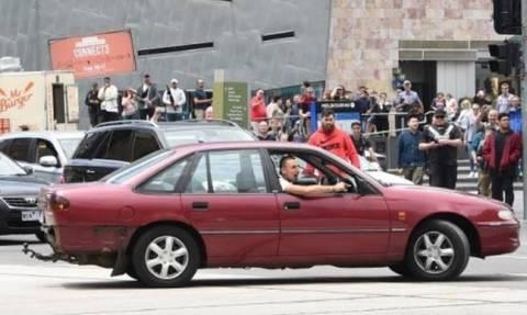 Водитель, направивший автомобиль на пешеходов в Мельбурне, является греком по происхождению