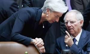 Λαγκάρντ σε Σόιμπλε: Το ΔΝΤ συνεχίζει στο ελληνικό πρόγραμμα