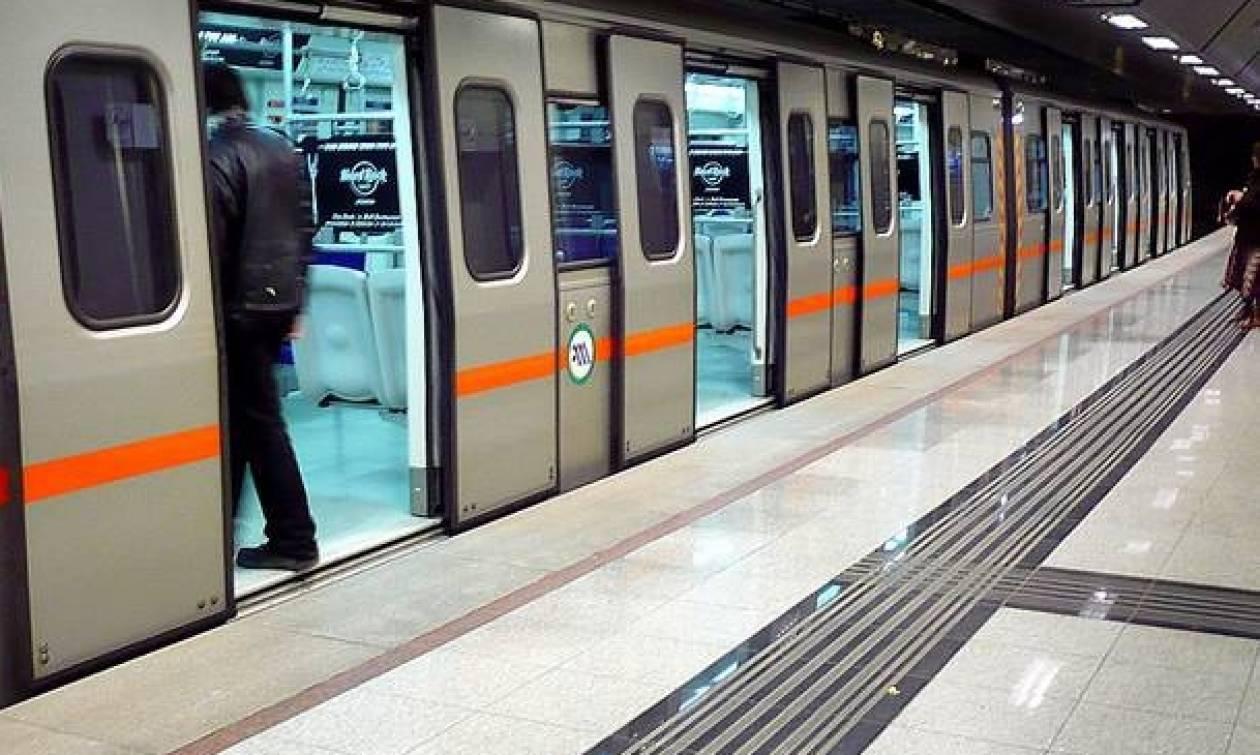Ποιοι σταθμοί του Μετρό είναι κλειστοί σήμερα Σάββατο (21/1) και αύριο Κυριακή