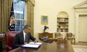 Ορκωμοσία Τραμπ: Ο Ομπάμα έφυγε, για τελευταία φορά, από το Οβάλ Γραφείο