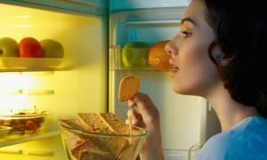 Τα πέντε υγιεινά σνακ που μπορείς να φας πριν τον ύπνο