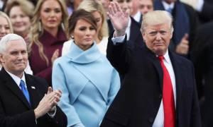 Πρώτη ομιλία Τραμπ: Θα κάνουμε ξανά την Αμερική ισχυρή και σπουδαία (vid)