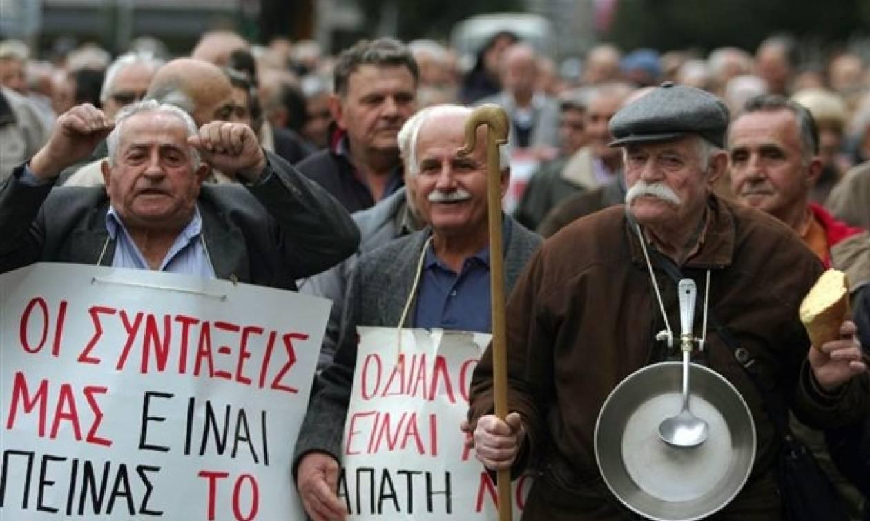 Συνταξιούχοι: Δεν μας πείθει ο Τσίπρας