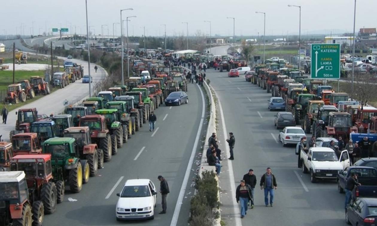 Μπλόκα αγροτών: Οριστικό! Κόβουν την Ελλάδα στα δύο