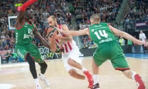 Ολυμπιακός - Μπασκόνια 92-62: Χωρίς... αντίσταση