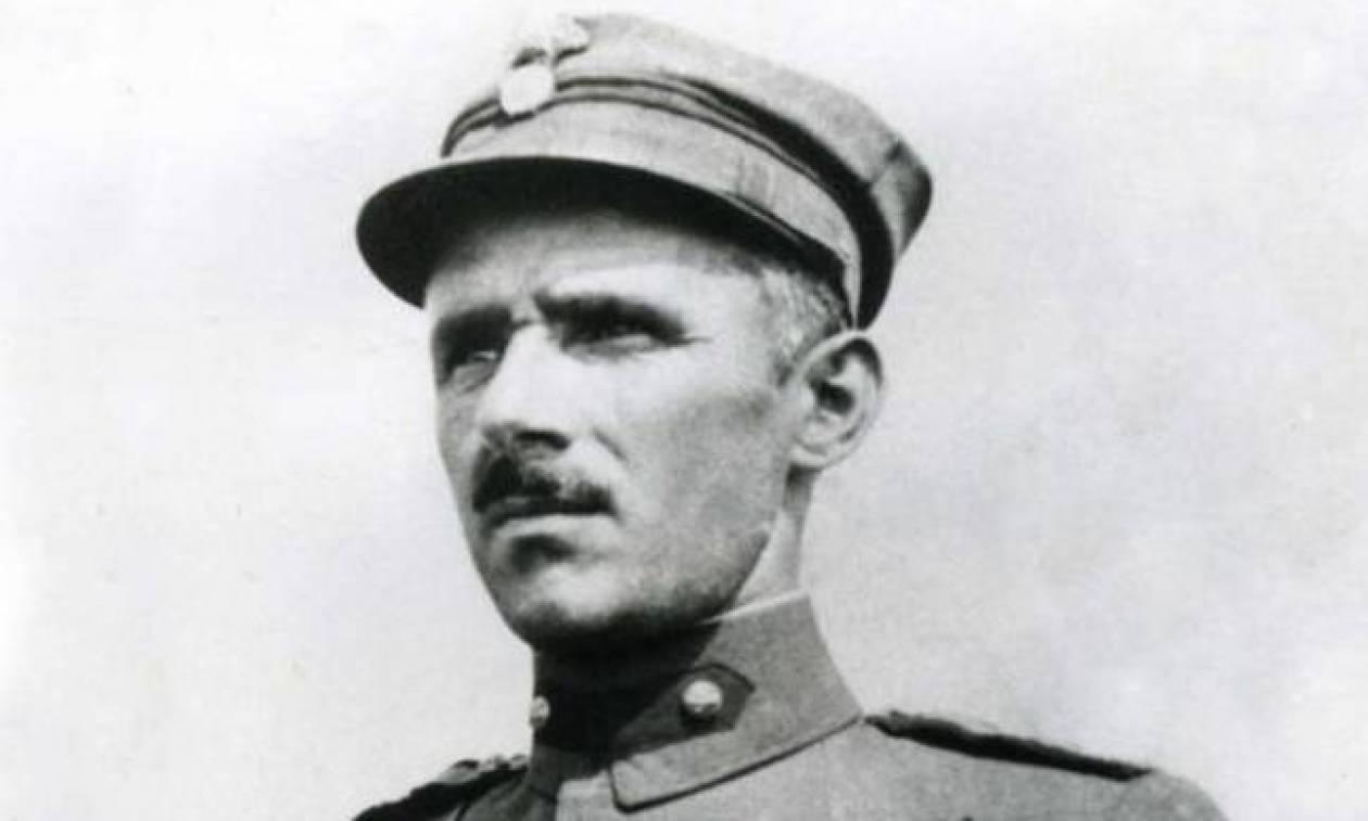 Σαν σήμερα το 1943 πέθανε ο Αξιωματικός του Ελληνικού Στρατού Κωνσταντίνος Δαβάκης