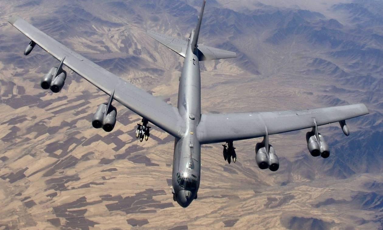 Αμερικανικά Β-52 σκότωσαν 100 μέλη της αλ Κάιντα σε βομβαρδισμούς στη Συρία