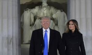Η άφιξη του Ντόναλντ Τραμπ στο Λευκό Οίκο ως 45ος πρόεδρος των ΗΠΑ (videos)