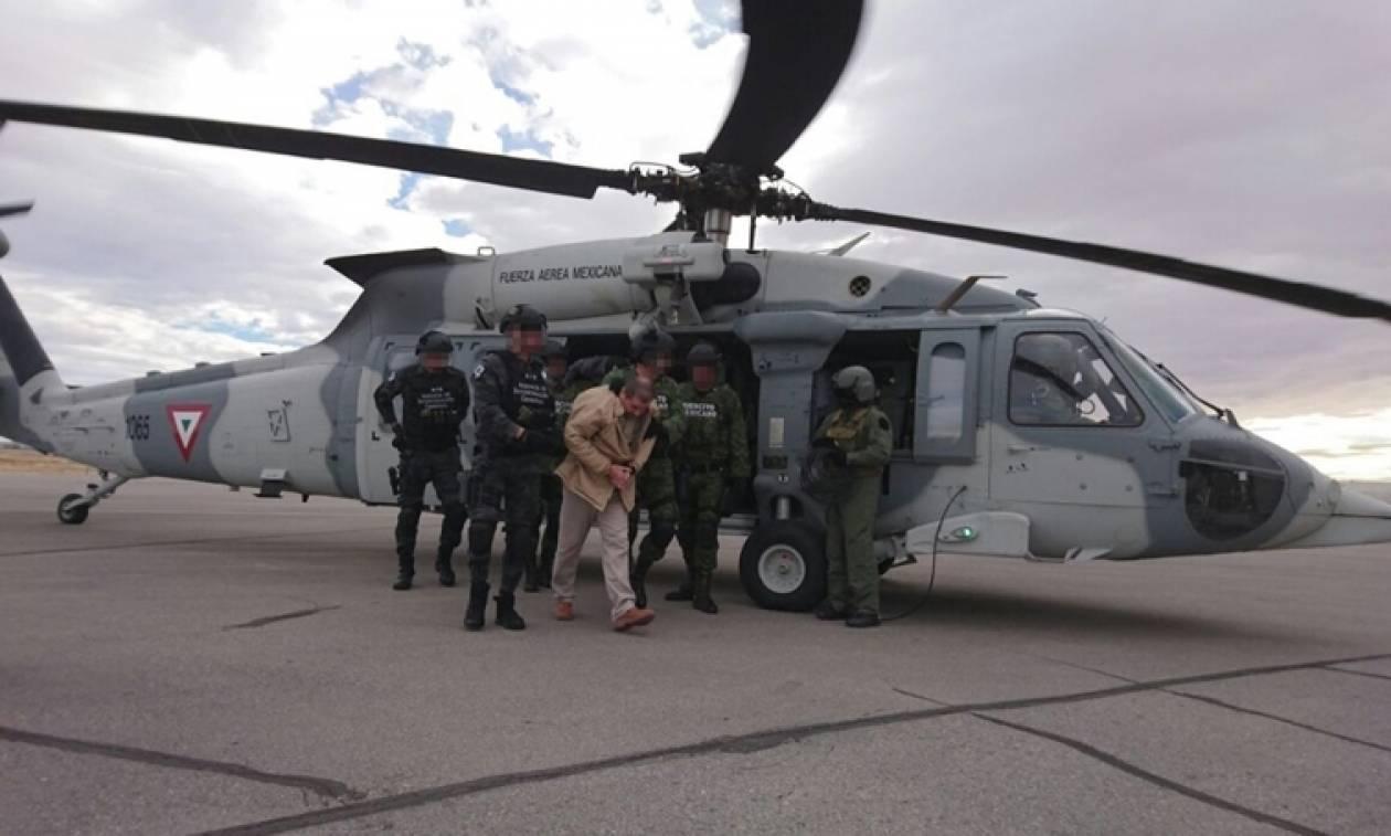 ΗΠΑ: Δεκαεπτά κατηγορίες απαγγέλθηκαν στον «Ελ Τσάπο» ο οποίος δήλωσε αθώος