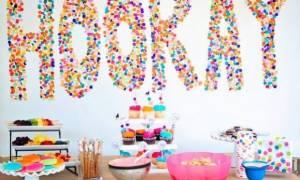 Deco: Ιδέες για να διοργανώσετε ένα αξέχαστο αποκριάτικο πάρτι