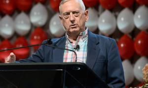 ΗΠΑ: Ο υπουργός Άμυνας Τζέιμς Μάτις είναι το πρώτο μέλος της κυβέρνησης Τραμπ