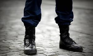 Αυτοτραυματίστηκε αστυνομικός στα γραφεία της Νέας Δημοκρατίας