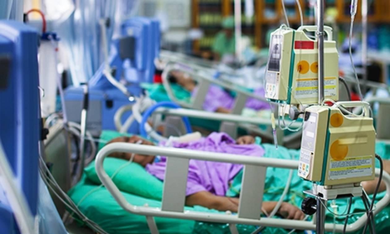 Ρέθυμνο: Δύο νεκροί από επιπλοκές του ιού της γρίπης και δύο σε σοβαρή κατάσταση στη ΜΕΘ