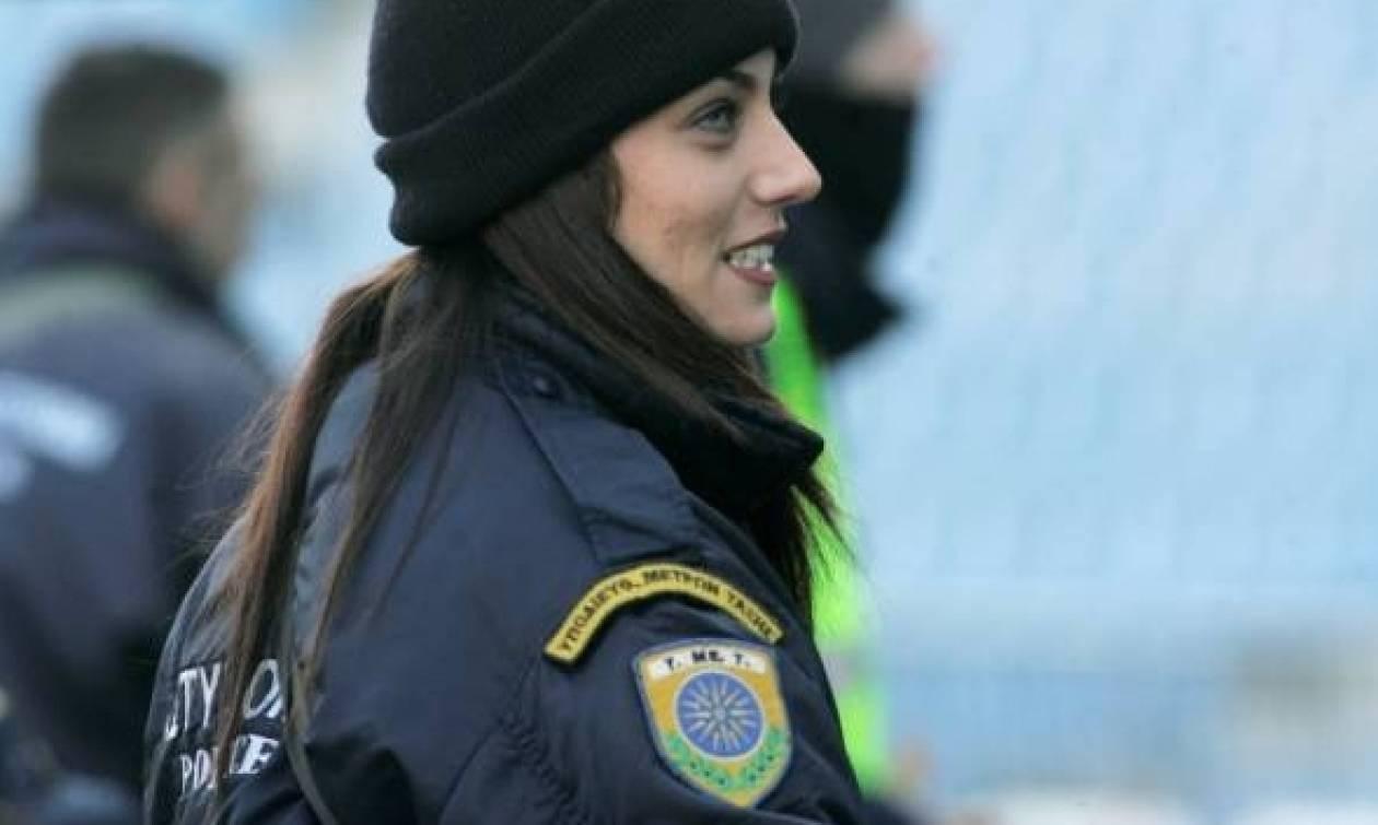 H σέξι αστυνομικός που «τρέλανε» το Καυτανζόγλειο (pιcs)