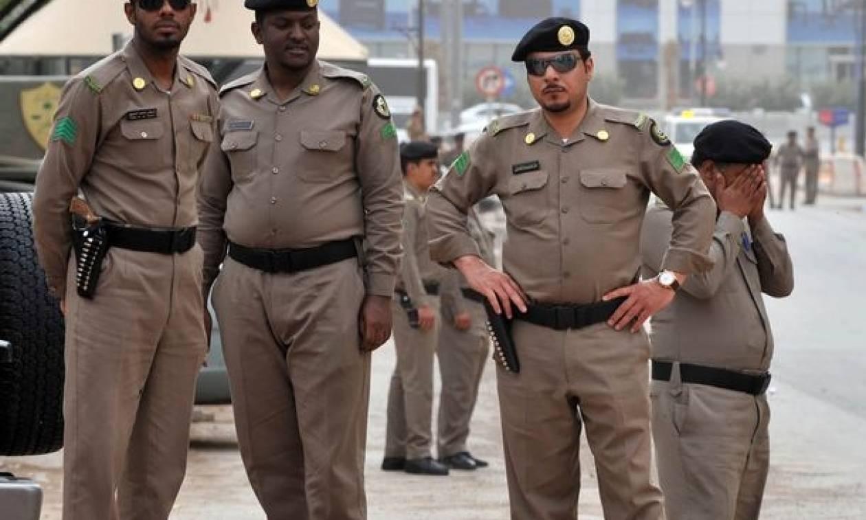 Σαουδική Αραβία: Δύο ύποπτοι για τρομοκρατία σκοτώθηκαν κατά τη διάρκεια επιχείρησης της αστυνομίας