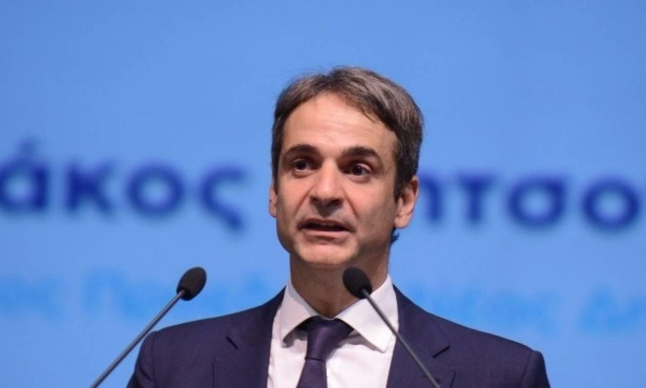 Μητσοτάκης: Ο χρόνος κυλάει αντίστροφα για την χώρα με αυτή την κυβέρνηση