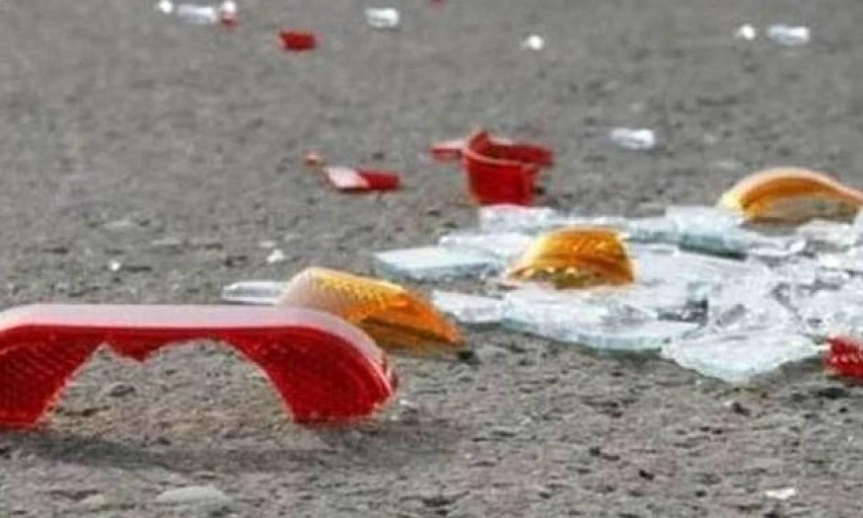 Θεσσαλονίκη: Αστικό λεωφορείο συγκρούστηκε με μηχανή (pics)