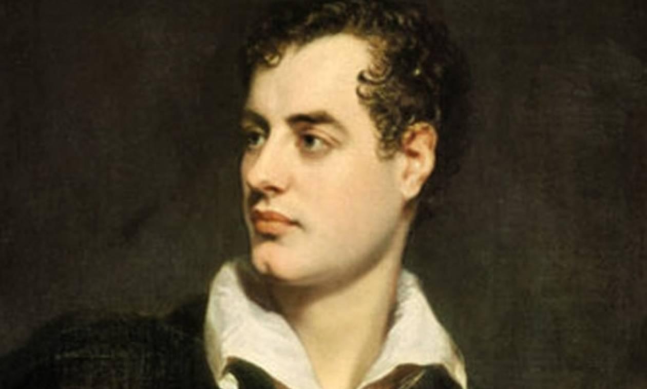 Σαν σήμερα το 1788 γεννήθηκε ο Λόρδος Βύρων