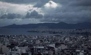 Καιρός: Με συννεφιά και βροχές μας αποχαιρετά η εβδομάδα