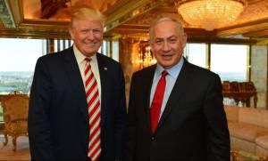 Τραμπ για Νετανιάχου: Είχαμε μια πολύ καλή επαφή στο τηλέφωνο