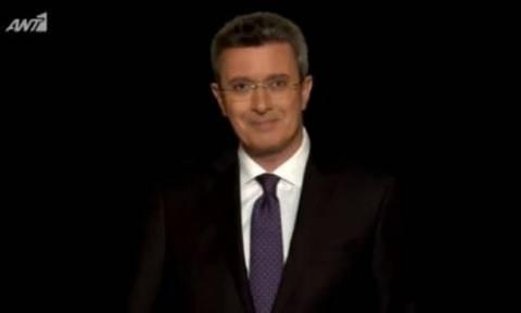 Νίκος Χατζηνικολάου: Δείτε το τρέιλερ για το δελτίο ειδήσεων του ΑΝΤ1