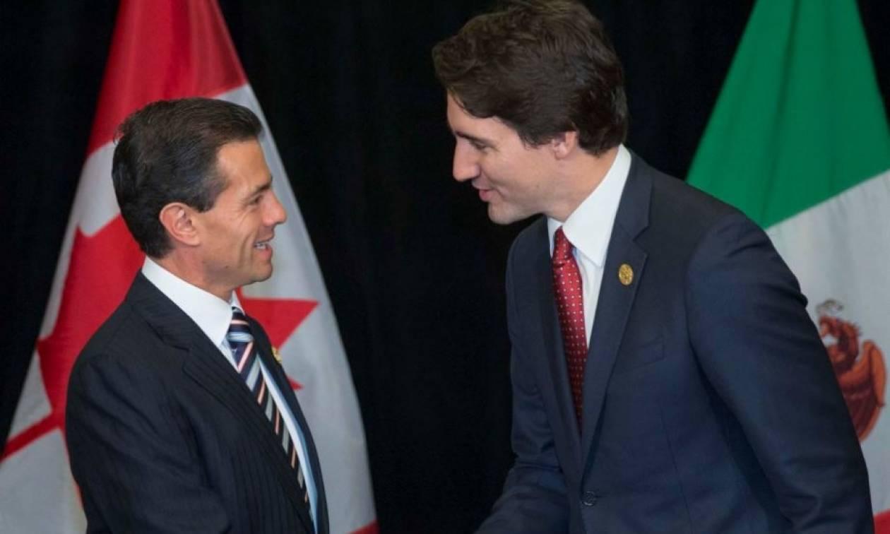 Καναδάς και Μεξικό συζητούν ενίσχυση της NAFTA