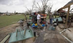 ΗΠΑ: 18 νεκροί από τα ακραία καιρικά φαινόμενα που έπληξαν τις νότιες πολιτείες των ΗΠΑ
