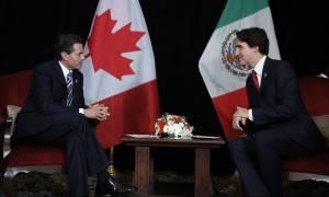 Μεξικό και Καναδάς συμμαχούν ενόψει της επαναδιαπραγμάτευσης της NAFTA με τις ΗΠΑ
