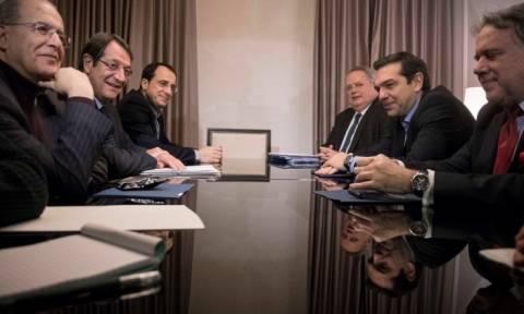 Котзиас: «Турция должна понять, что третья страна не может контролировать страну-члена ЕС»