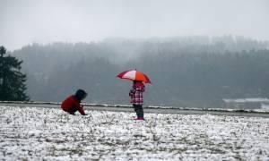 Καιρός - Έκτακτο δελτίο από την ΕΜΥ: Έρχεται νέα μετεωρολογική «βόμβα» - Πού θα χιονίσει