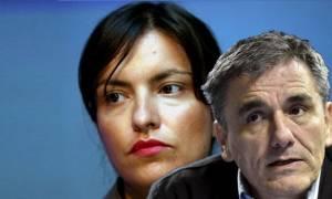 Ράνια Αικατερινάρη: Διώκεται (δις) για κακουργήματα, διορίστηκε διευθύνουσα σύμβουλος στο Υπερταμείο