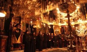 Στην Ι.Μ Βατοπεδίου πέντε ιστορικά θρησκευτικά κειμήλια