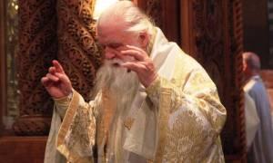Μητροπολίτης Καλαβρύτων: Χάνεται η Χριστιανική Ελλάδα