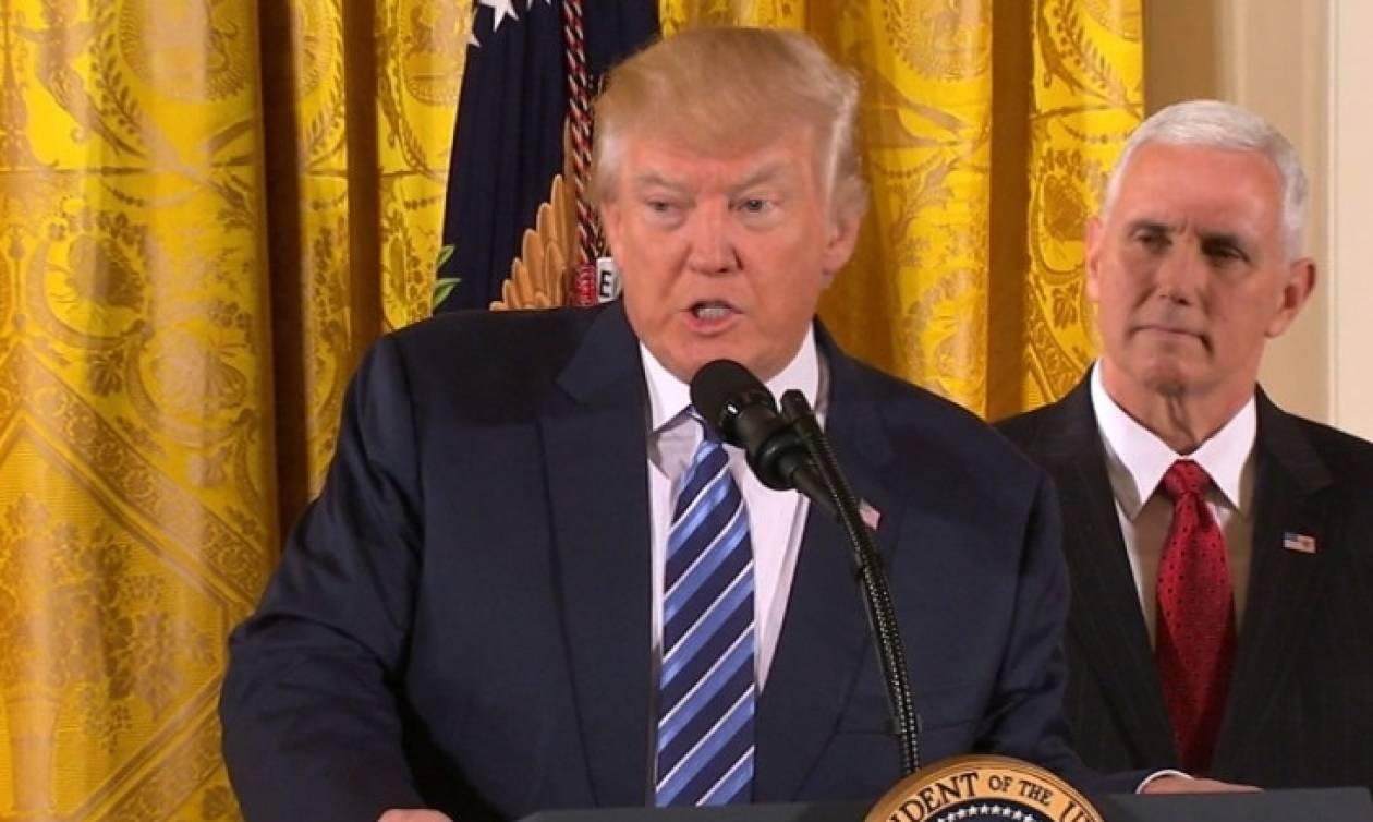 ΗΠΑ: Ο Τραμπ ακυρώνει τη συμφωνία TPP