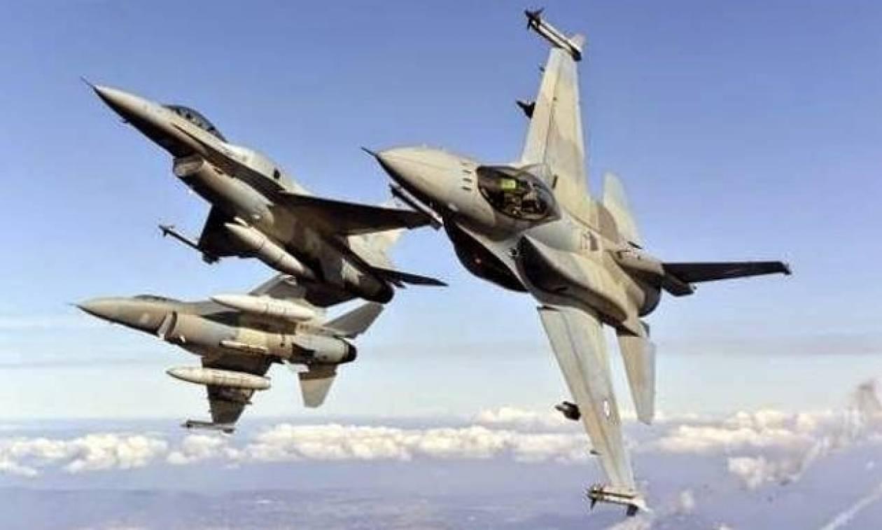 Συναγερμός στο Αιγαίο: Τρεις αερομαχίες μεταξύ ελληνικών και τουρκικών μαχητικών