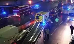 Συναγερμός στη Βρετανία: Ισχυρή έκρηξη σε πολυκατοικία στο Λονδίνο (pics+vid)