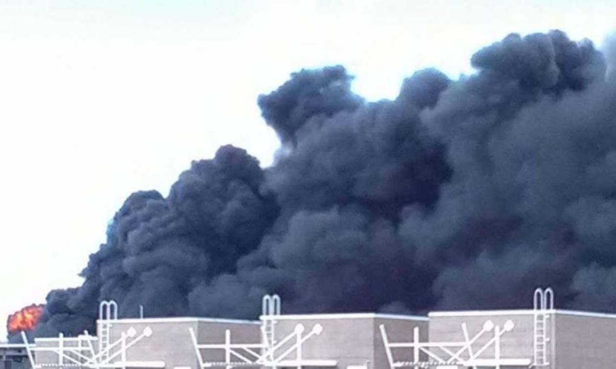 Τραγωδία στις ΗΠΑ: Αεροπλάνο συνετρίβη στο αεροδρόμιο της Τουσόν (pics+vid)