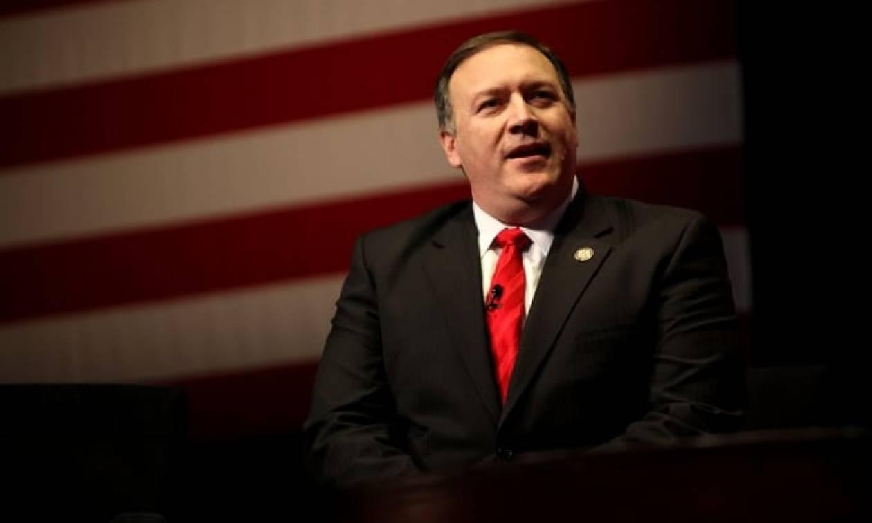 Η Αμερικανική Γερουσία επικύρωσε το διορισμό του Μάικ Πομπέο στη CIA