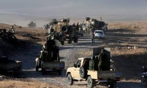 Σφοδρή αναμένεται να είναι η μάχη στα δυτικά της Μοσούλης για την εκδίωξη των τζιχαντιστών