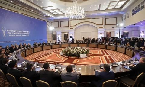 В Астане возобновились переговоры по Сирии