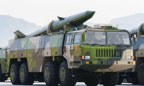 СМИ узнали о размещении у границ России китайских межконтинентальных ракет