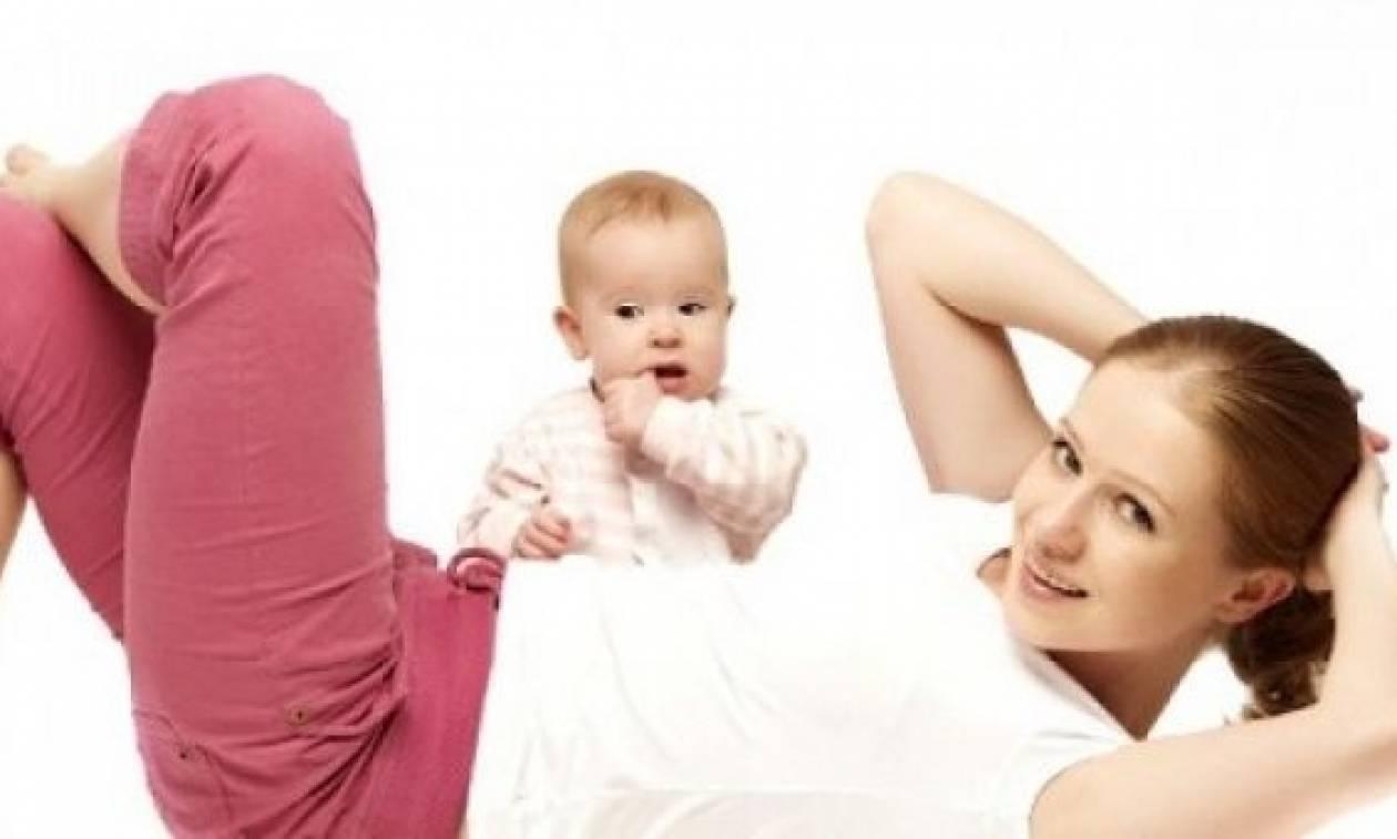 Πότε επανέρχεται το σώμα μας μετά τη γέννα;
