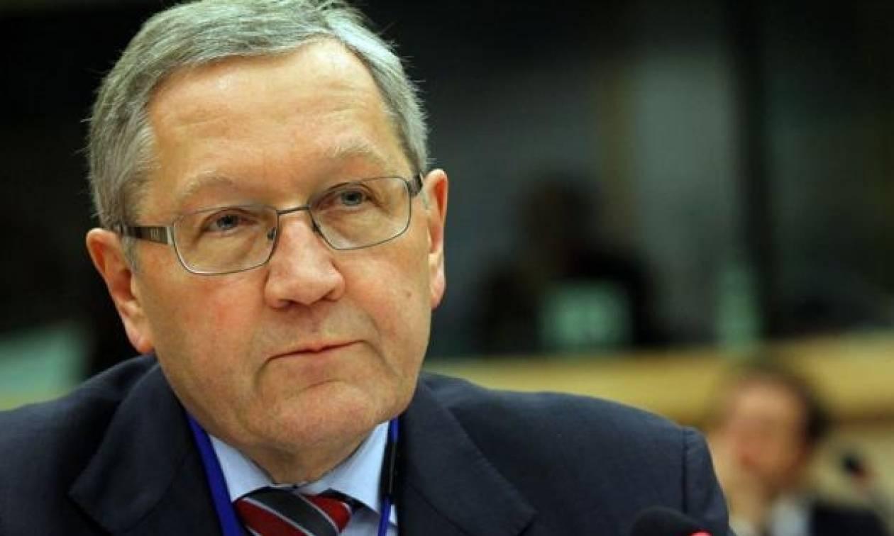 Ρέγκλινγκ: Η διάσωση της Ελλάδα απαιτεί ακόμη περισσότερο χρόνο