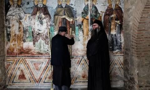 Греческая полиция продолжает поиски исчезнувшего из Афонского монастыря монаха из Украины
