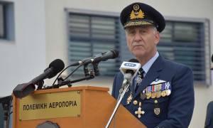 Παράδοση- Παραλαβή Καθηκόντων Αρχηγού Γενικού Επιτελείου Αεροπορίας (pics)