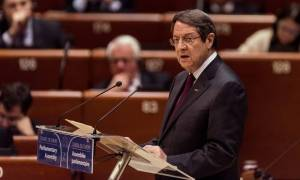 Για τις διαπραγματεύσεις για το Κυπριακό ενημέρωσε ο Αναστασιάδης τον ΓΓ του ΣτΕ